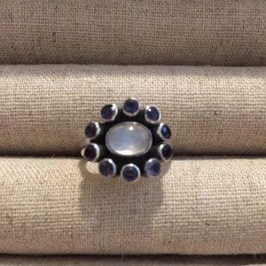 Nicky Butler Moonstone Ring